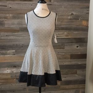 NWT Sugarlips fit and flare dress size Small